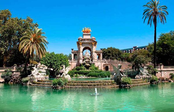 Les 6 meilleurs parcs de Barcelone
