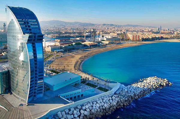 Les 5 meilleures plages de Barcelone